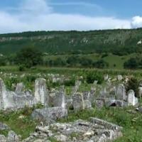 Cimitirul evreiesc din Vadul-Raşcov