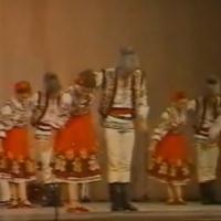 """Ansamblul """"Joc"""" în Zimbabve și Zambia. Anul 1986"""