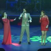 Trio: Cristina Croitoru, Serj Kuzenkoff și Cristy Rouge