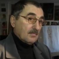Alexei Colîbneac despre pictorul A. Cuzimin