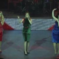 Trio: Dara, Karizma One și Diana Rotaru