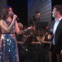 Costi Burlacu și Corina Țepeș - Nunta de argint (muz. C. Rusnac, ver. D. Matcovschi)
