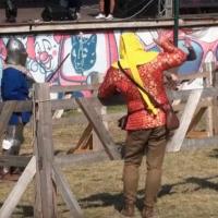 Средневековый фестиваль в Ватре 2017