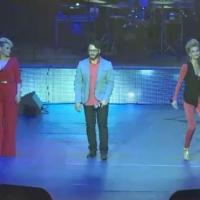 Trio: Natan, Cristina Scarlat și Olia Tira