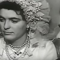 Сельская молдавская свадьба в Джюрджюлештах (1965 год)