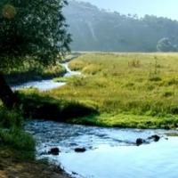 De-a lungul rîului Ichel