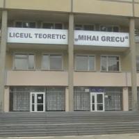 Mihail Grecu, comemorat la liceul ce îi poartă numele