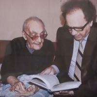 Igor Crețu la 95 de ani